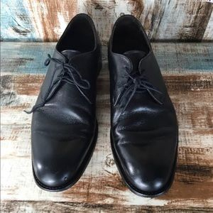 To boot dress shoes
